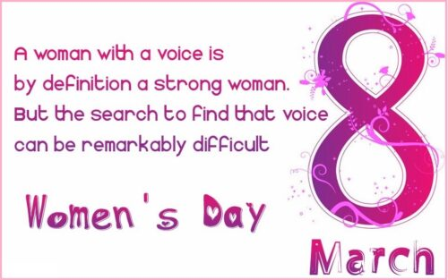 International Women's Day Quotes pictures