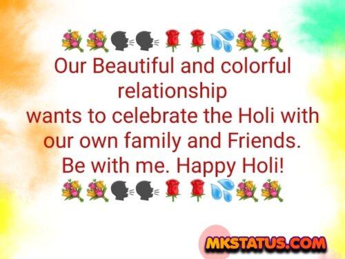 Best new Holi greeting Quotes photos