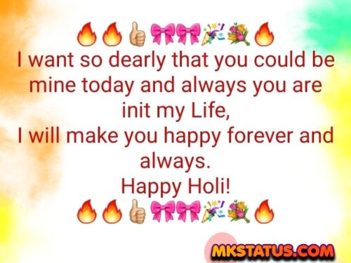 Happy Holi 2021 wishing Quotes and messages