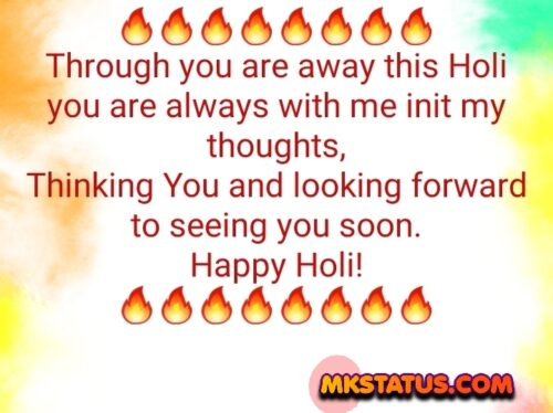 Holi greeting Quotes and messages images
