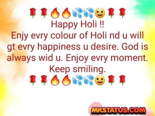 Holi greeting Quotes  photos