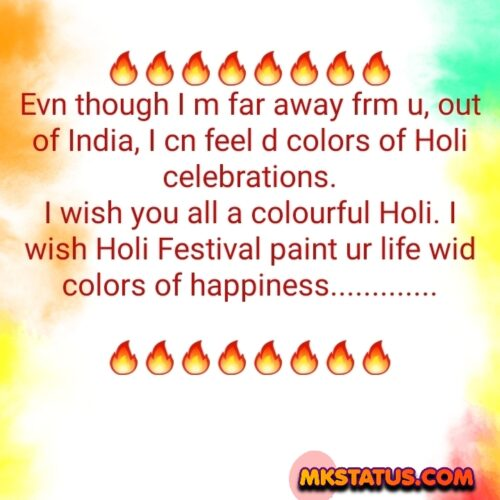 Top Holi greeting Quotes