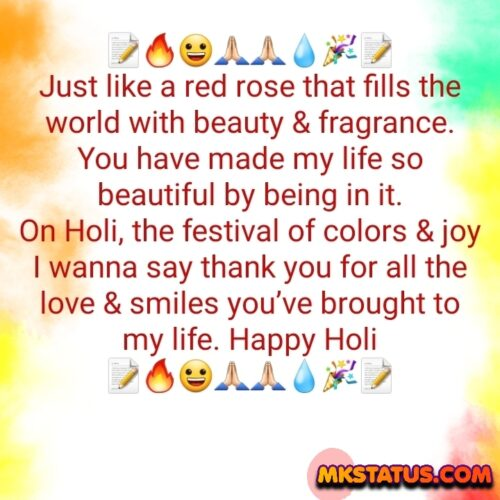 Best new Holi greeting Quotes