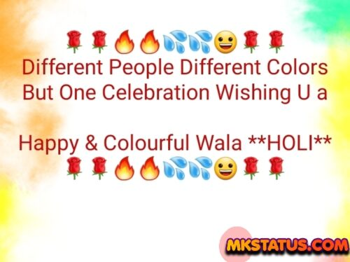 Top Holi greeting Quotes and messages images