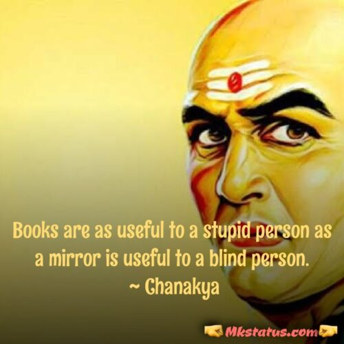 Life Success Quotes by Chanakya