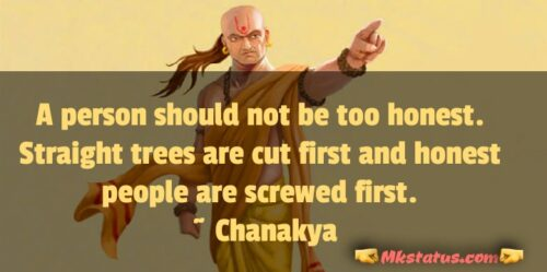 chanakya thoughts in English