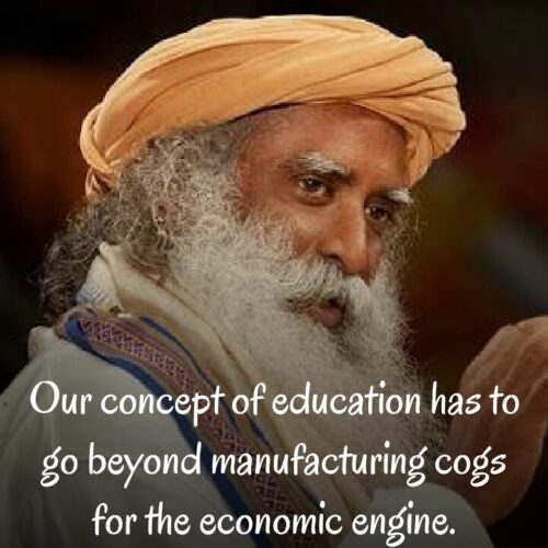 Quotes of Sadhguru