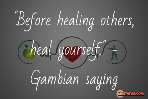 Health Quotes HD images