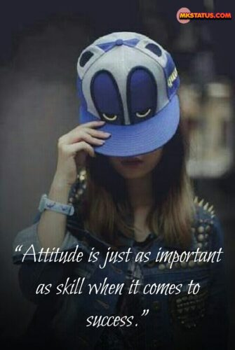 Attitude Quotes for Girls for Instagram