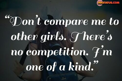 Attitude Quotes For Girl
