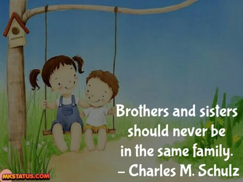 SiblingQuotes Brother and Sister Quotes