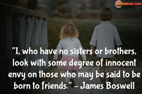 Brother and Sister Quotes in English