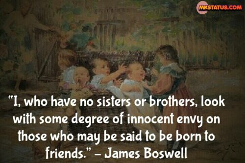 Real Love Status Brother and Sister Quotes
