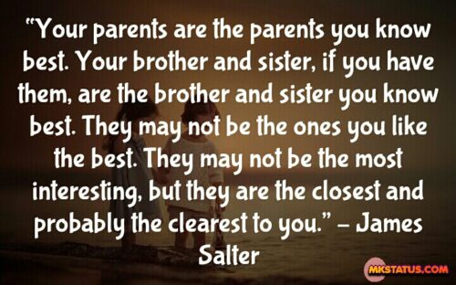 Love Quotes For Brother and Sister