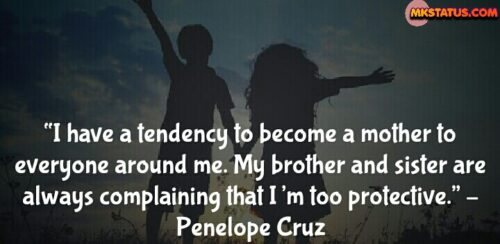 Real Brother and Sister Quotes