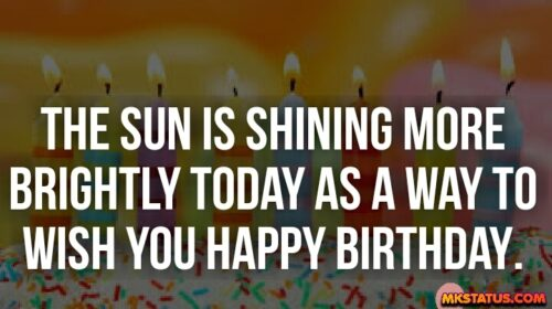Special Happy Birthday greeting quotes