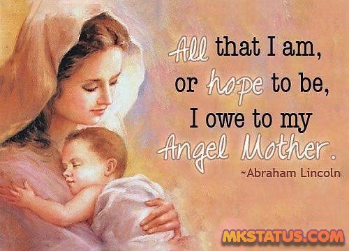 Mother Quotes for Whstapp Status images