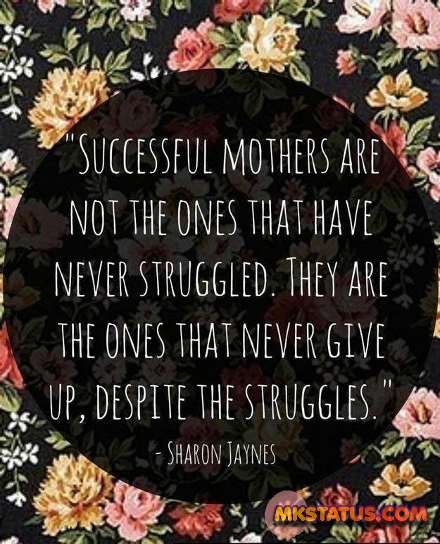 Love You Mom Quotes for FB Status