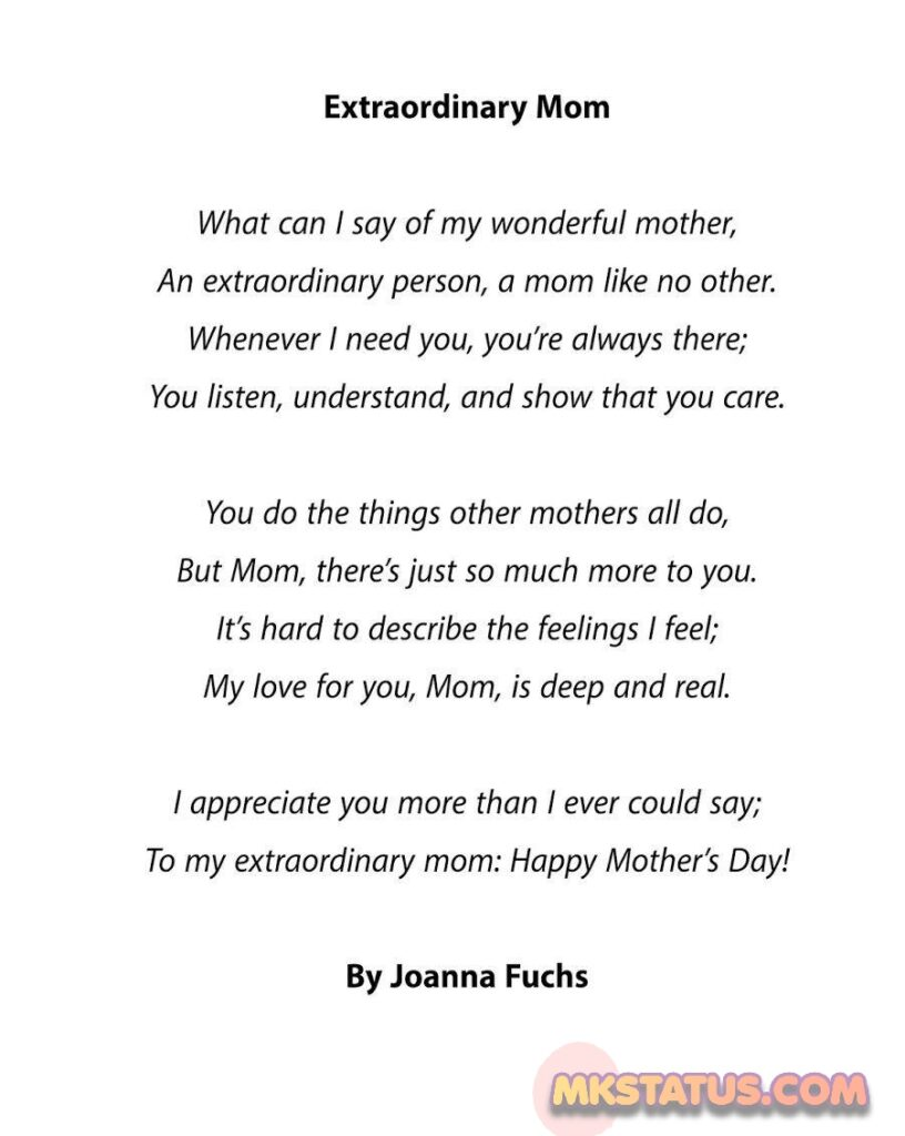 Mother Day Quotes for Instagram Status