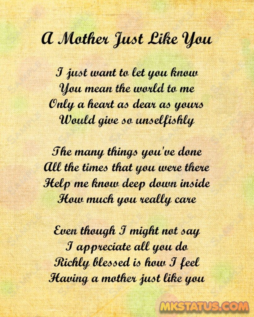 Special Mother Day 2020 Quotes Images