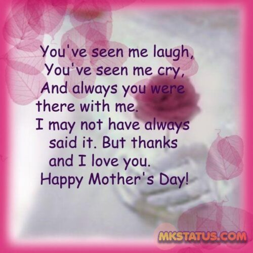 Mother's Day 2020 Quotes in English for Status