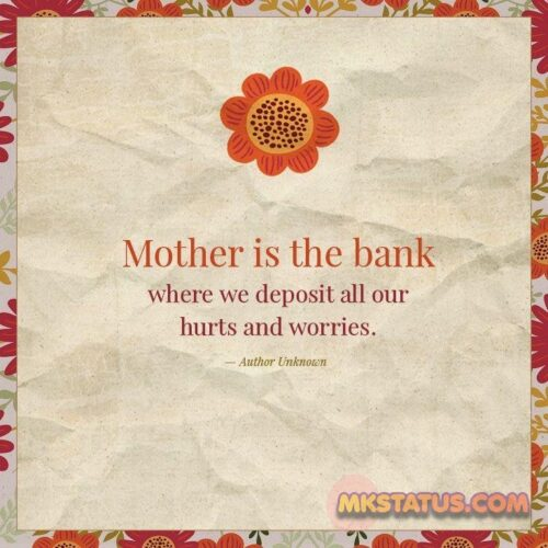 Mother Quotes in English for Mother Day 2020