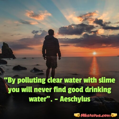 World Environment Day Slogan and Quotes images