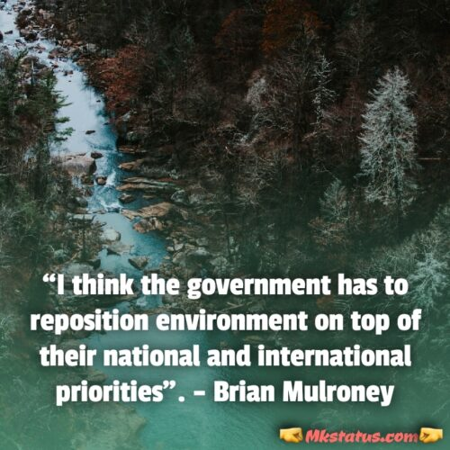 Environment Protection Quotes images for World Environment Day 2020