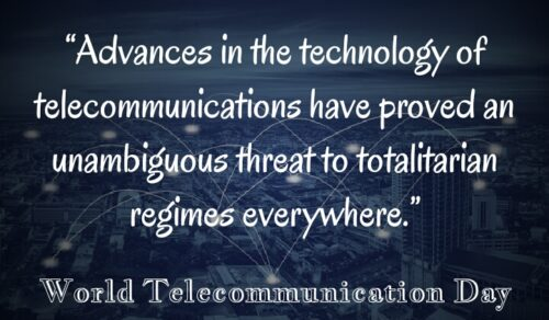World Telecommunication Day Status