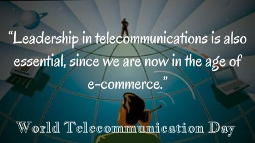 World Telecommunication Day 2020 Quotes