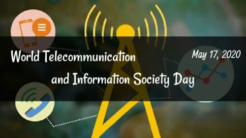 World Telecommunication and Information Society Day 2020 Images