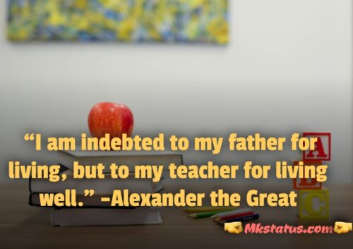 Best new Teachers' Day Quotes by famous Authors images