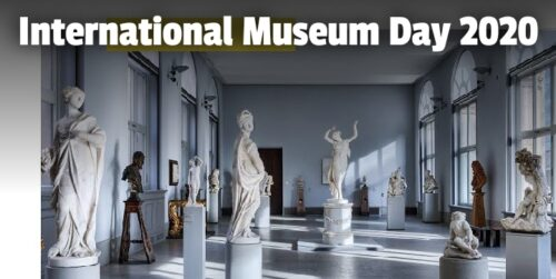 18 May International Museum Day 2020 images