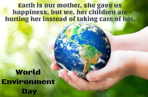 World environment day 2020 Status Images