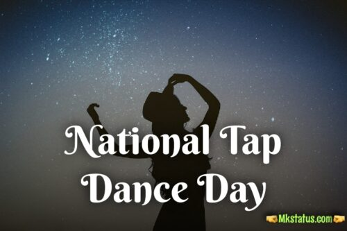 25 May - Happy National Tap dance Day images