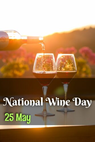25 May National Wine Day 2020 Wishes Images