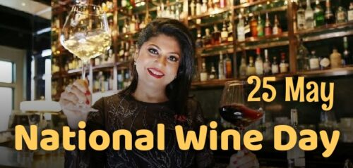 National Wine Day Wishes Images