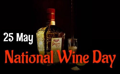 Beautiful Happy Wine day wishes images