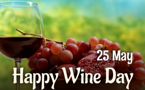 National Wine Day Wishes Images for Whatsapp status