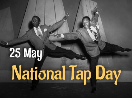 Happy Tap dance Day images