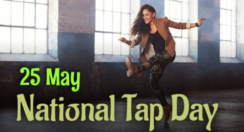National Tap Dance Day wishes images for status