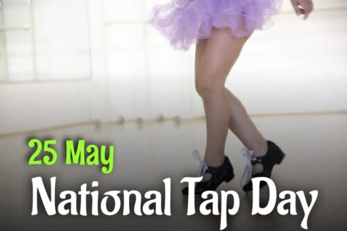 Latest National Tap Dance Day wishes images