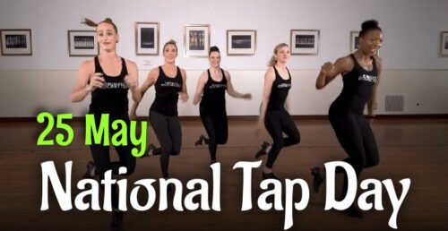 National Tap Dance Day wishes images