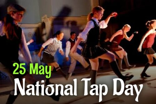 25th May Happy Tap dance Day images