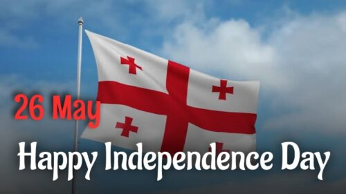 26 May Georgia Independence Day