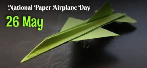 National Paper Airplane Day - 26 May Images