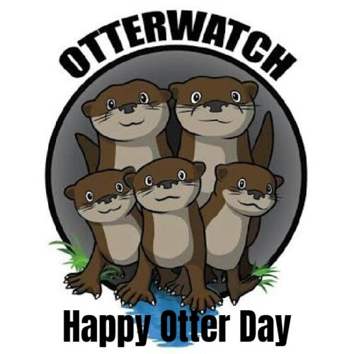 World Otter Day Greeting Images
