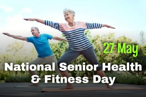 Best new National Senior Health & Fitness Day 2020 wishes Images
