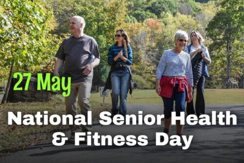 National Senior Health & Fitness Day 2020 Images