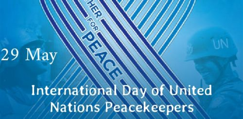 International Day of UN Peacekeepers 2020